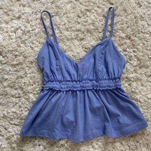 Forever 21 Ruffled Cami